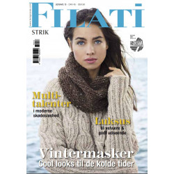 Filati Strik, udgave 13