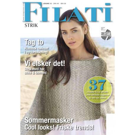 Filati Strik, udgave 12