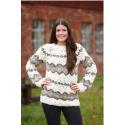 Islandsk sweater i Evita 893107