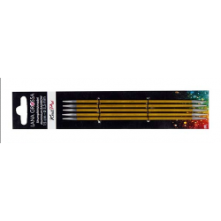 Rainbow strømpepinde 15 cm